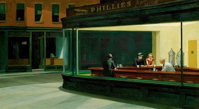 Edward Hopper, Nighthawks.jpg