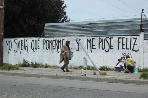No sabía que ponerme...me puse feliz. Foto Bariloche-2.jpg