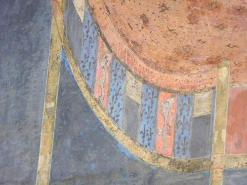 toscane,siena,drapé,échafaudage,fresque